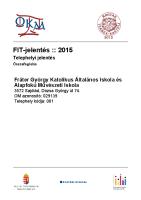 Int. összefoglaló 2016